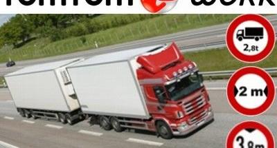 tomtom Work vrachtwagen